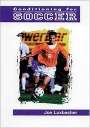 Cover of: Conditioning for soccer