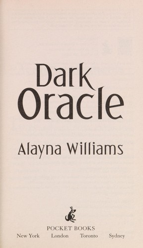 Dark oracle by Alayna Williams