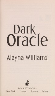 Cover of: Dark oracle | Alayna Williams