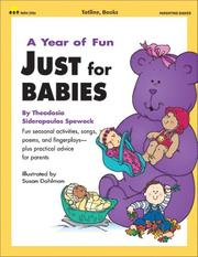 A Year of Fun Just for Babies (Year of Fun)