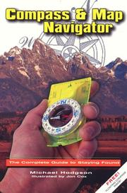Cover of: Compass & map navigator