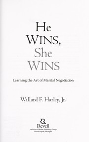Cover of: He wins, she wins | Willard F. Harley