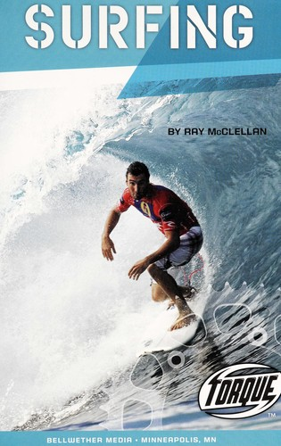 Surfing by Ray Mcclellan
