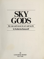 Cover of: Sky gods