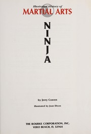 Cover of: Ninja | Jerry Craven