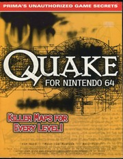 Cover of: Quake 64