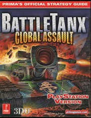 BattleTanx Global Assault by Michael Patrick Brown