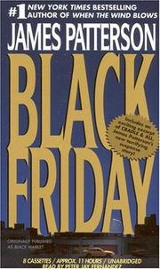 Cover of: Black Friday | James Patterson