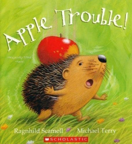 Apple trouble by Ragnhild Scamell