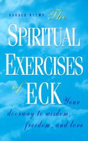 Cover of: The spiritual exercises of ECK