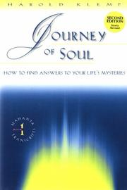 Cover of: Journey of soul: Mahanta Transcripts, Book 1 (Mahanta Transcript Series)