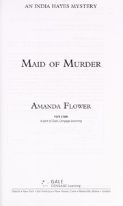 Cover of: Maid of murder | Amanda Flower