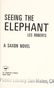 Cover of: Seeing the Elephant