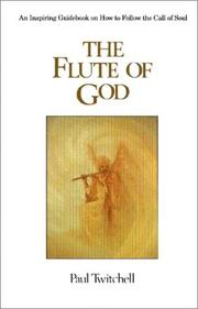 Cover of: flute of God | Paul Twitchell