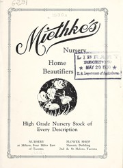 Cover of: Home beautifiers | Miethke