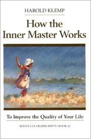 Cover of: How the inner master works