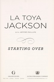 Cover of: Starting over