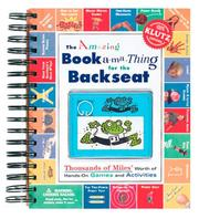 Cover of: The amazing backseat book-a-ma-thing |