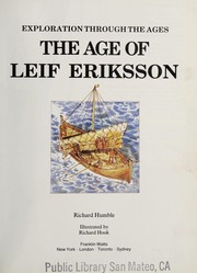 Cover of: The age of Leif Eriksson