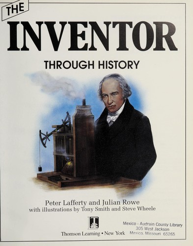 The inventor through history by Peter Lafferty