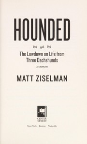 Cover of: Hounded | Matt Ziselman