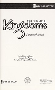 Cover of: Scions of Josiah | Ben Avery
