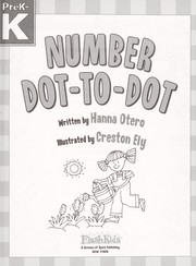 Cover of: Number Dot-to-Dot