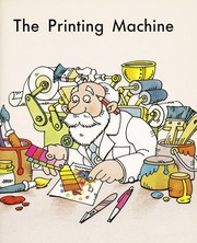 Cover of: The printing machine | Ron Bacon