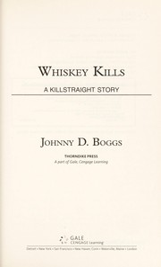 Cover of: Whiskey kills