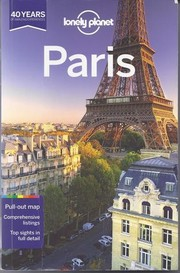 Cover of: Paris |