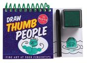 Draw Thumb People (Fine Art at Your Fingertips)