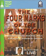 Cover of: The Four Marks of the Church