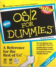 Cover of: OS/2 for Dummies