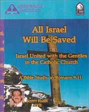 Cover of: All Israel Will be Saved