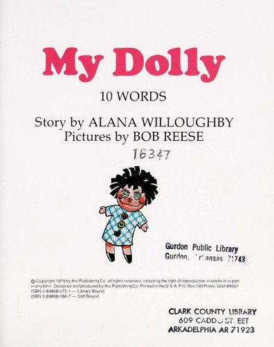My Dolly -OS by Alana Willoughby