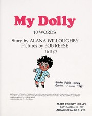 Cover of: My Dolly -OS | Alana Willoughby