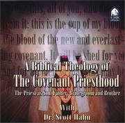 Cover of: The Covenant Priesthood