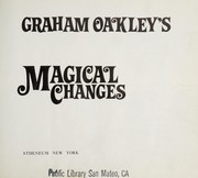Cover of: Magical changes | Graham Oakley