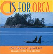 Cover of: O is for orca