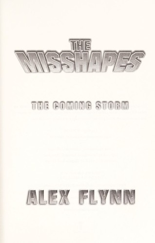 The coming storm by Alex Flynn