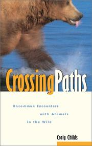Cover of: Crossing paths