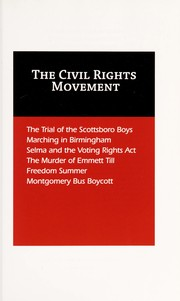 Cover of: The Montgomery Bus Boycott