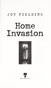 Cover of: Home invasion