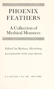 Cover of: Phoenix feathers