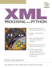 Cover of: XML Processing with Python