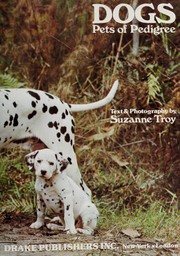 Cover of: Dogs | Suzanne Troy