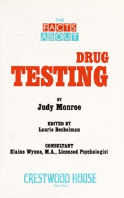 Cover of: Drug  testing