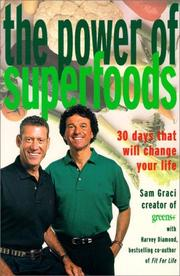 Cover of: The Power of Superfoods | Sam Graci