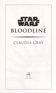 Cover of: Star Wars: Bloodline
