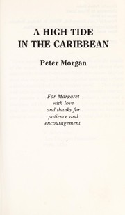 Cover of: A high tide in the Caribbean | Morgan, Peter